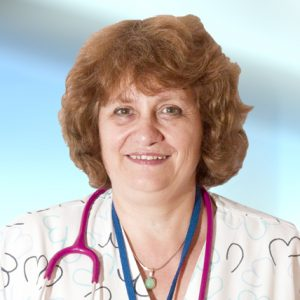 д-р Величка Опаранова, 1ДКК