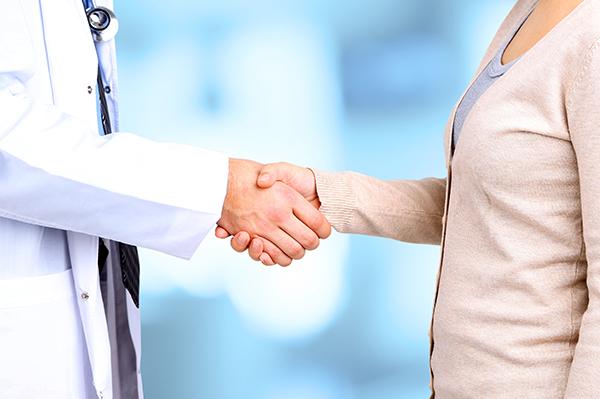 Уважение лекар пациент